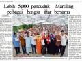 Berita Harian report