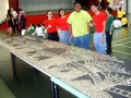 Largest Display Of 20-Cent Coins