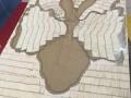Largest Art Montage Made of Toothpicks (2)