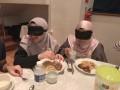 Largest Blindfolded Dining (11)