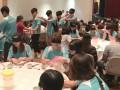 Largest Blindfolded Dining (4)
