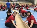Largest Cardboard Race Track (1)