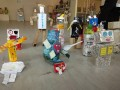 Largest Display Of Figurines Using Recycled Materials1