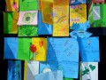Largest Display Of Teachers' Day Cards