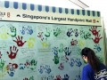 20170618 largest handprint wall@mediacorp (14)