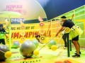 Zespri Human Pinball Game In Action_1