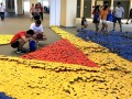 largest logo made of canned food (13)