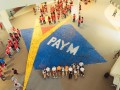 largest logo made of canned food (4)