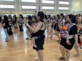 largest mass baby wearing dance (10)
