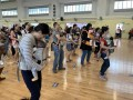 largest mass baby wearing dance (13)