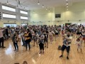 largest mass baby wearing dance (20)