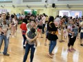 largest mass baby wearing dance (3)