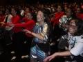 Largest Mass Cupid Shuffle Dance