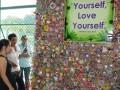Largest Photo Frame Made Of Cardboard Tubes