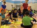 largest text formation made of paper airplanes (12)
