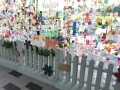 Largest Wind Chime Made Of Cultured Milk Bottles (5)