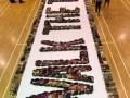 largest word formation made of shoes@fajar sec (11)