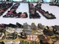 largest word formation made of shoes@fajar sec (4)
