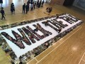largest word formation made of shoes@fajar sec (5)