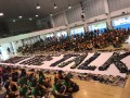 largest word formation made of shoes@fajar sec