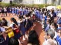 Longest Human Chain - Tallest To Shortest