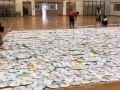 longest paper chain (7)