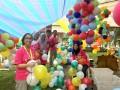 Most Pledges Written On Balloons (1)