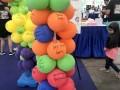 Most Pledges Written On Balloons (2)