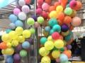 Most Pledges Written On Balloons