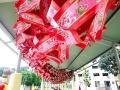 Longest Sculpture Made Of Hongbao