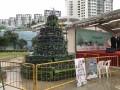 Tallest Christmas Tree Made Of Bottled Plants