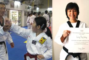 Highest Taekwondo Grades Achieved