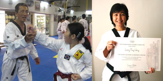 Highest Taekwondo Grades Achieved