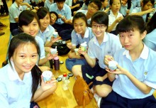 Most Number Of People Eating Ice-Cream At The Same Time