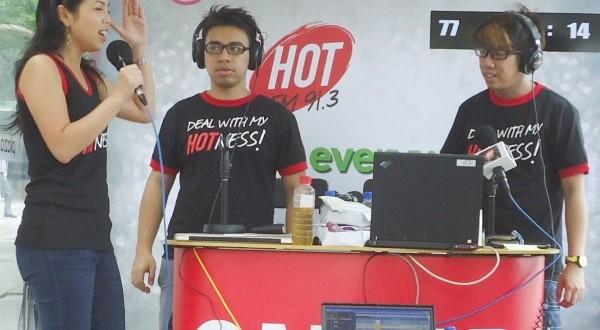 World's Longest Marathon For A Radio Music Show DJ-Team
