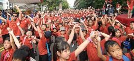 World's Largest Cha Cha Cha Dance