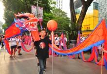 Longest Dancing Dragon