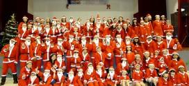 Largest Gathering Of Santas