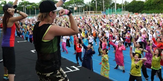 Largest Zumba Dance