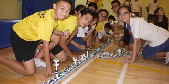 Longest Lego Bridge