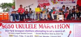 Longest Ukulele Concert