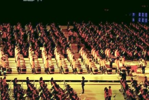 World's Largest Percussion Ensemble