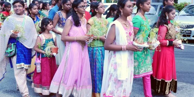 Largest Mulaipari Ceremony