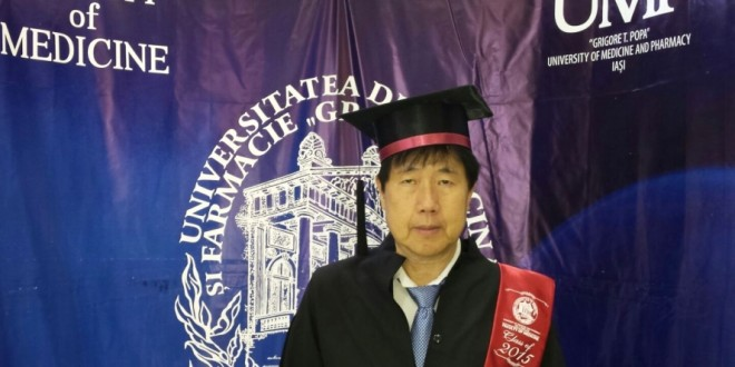 Oldest Graduate In Medicine