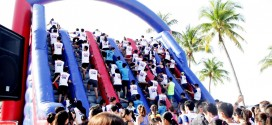 Largest Inflatable Obstacle Course