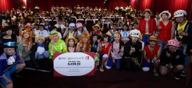 Largest Gathering Of People Wearing Costumes Based On A Movie
