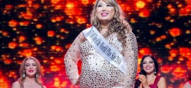 First Plus Size World Beauty Queen