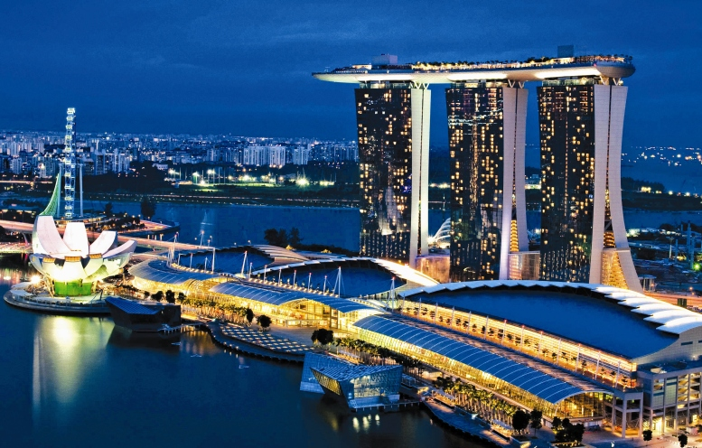 World s most expensive hotel singapore book of records for The most expensive hotel in the world