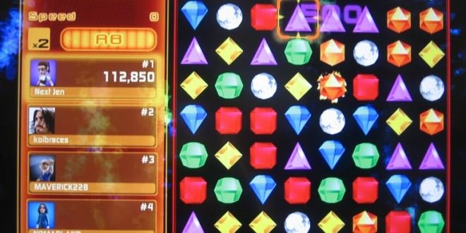 World's Highest Bejeweled Blitz Score