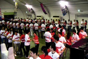 World's Largest Rueda Dance Circle